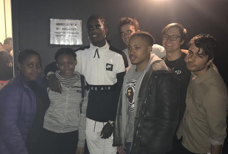 Young Thug - concert