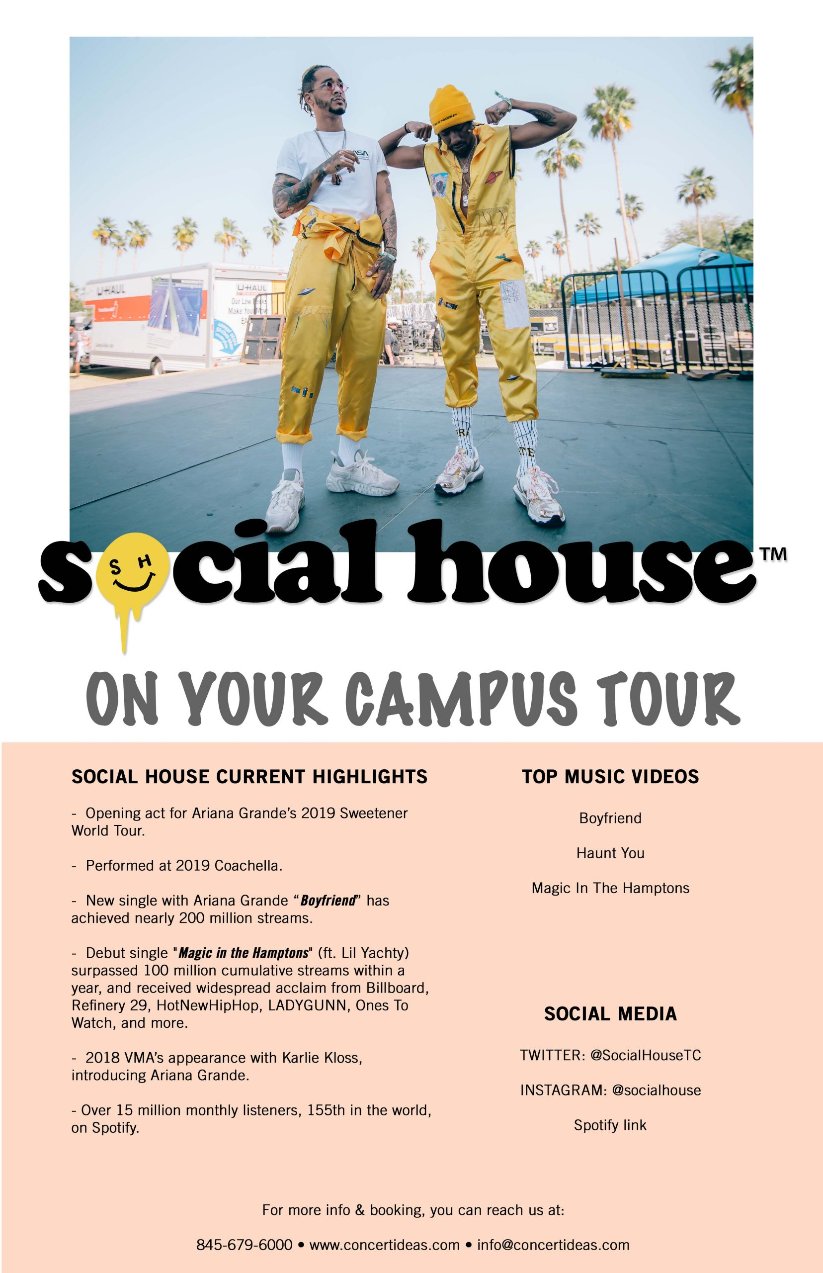 Social House On Your Campus Tour